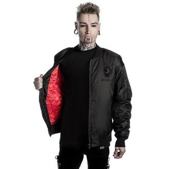 bunda unisex (bomber) KILLSTAR - Vampyr MA1 - Black