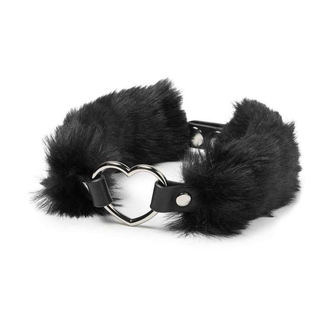 obojok KILLSTAR - Venus Fur Choker - Black, KILLSTAR