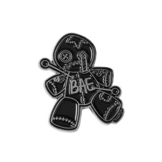 pripináčik KILLSTAR - Voodoo Bae, KILLSTAR