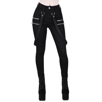 nohavice dámske KILLSTAR - Warfare Jeans, KILLSTAR
