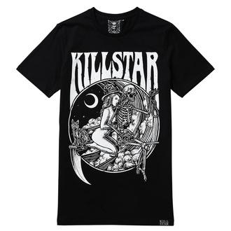 tričko pánske KILLSTAR - Witches On Tour - BLACK - KSRA001838