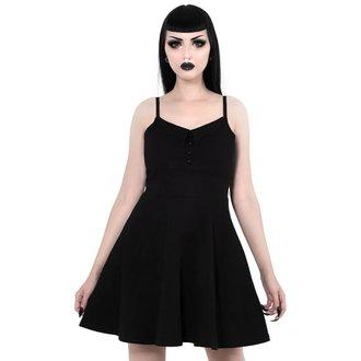 šaty dámske KILLSTAR - Witch Way Sun - BLACK, KILLSTAR