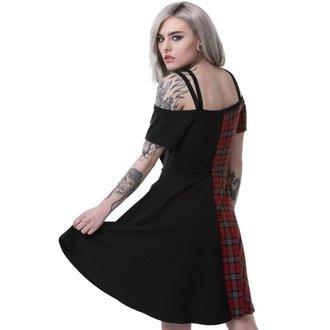 šaty dámske KILLSTAR - WRETCHED - BLACK, KILLSTAR