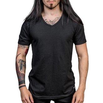 tričko pánske WORNSTAR - Essentials - Black, WORNSTAR