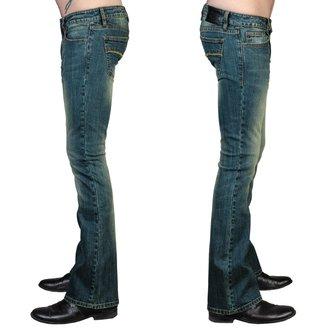 nohavice pánske (jeans) WORNSTAR - Hellraiser - Vintage Blue, WORNSTAR