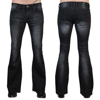 nohavice pánske (jeans) WORNSTAR - Starchaser - Vintage Black, WORNSTAR