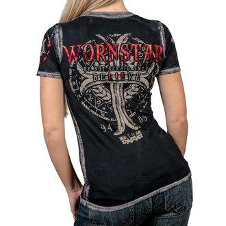 tričko dámske WORNSTAR - Believe, WORNSTAR