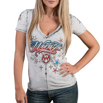 tričko dámske WORNSTAR, WORNSTAR