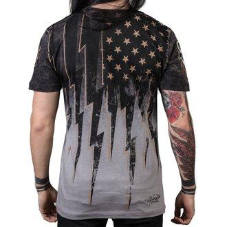 tričko pánske WORNSTAR - Black Flag, WORNSTAR