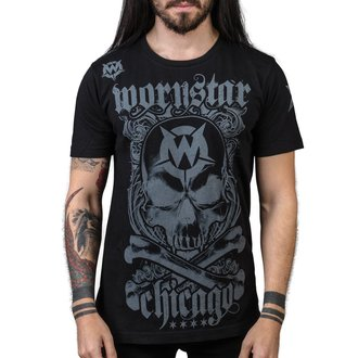 tričko pánske WORNSTAR - Chicago Core, WORNSTAR
