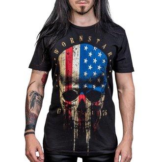 tričko pánske WORNSTAR - Americoma, WORNSTAR