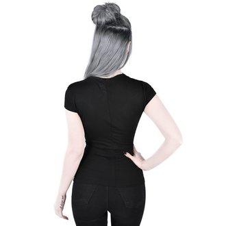 tričko dámske KILLSTAR - Xara Keyhole, KILLSTAR