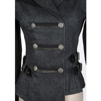 kabátik dámsky PUNK RAVE - General - Y-306