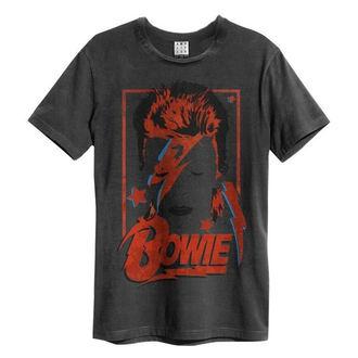 tričko pánske David Bowie - Aladdin Sane Anniversary - AMPLIFIED, AMPLIFIED, David Bowie