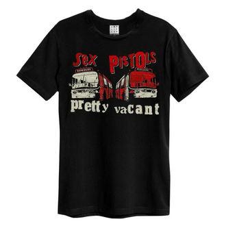 tričko pánske Sex Pistols - Pretty Vacant - AMPLIFIED, AMPLIFIED, Sex Pistols