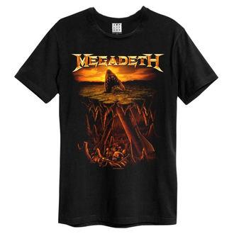 tričko pánske Megadeth - Nuke Shark - AMPLIFIED, AMPLIFIED, Megadeth