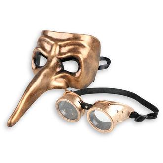 maska ZOELIBAT - Steampunk, ZOELIBAT
