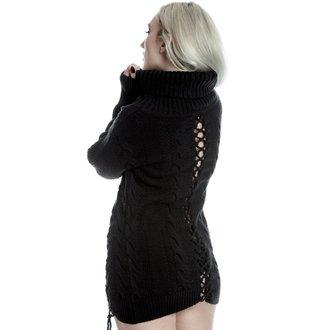 sveter dámsky KILLSTAR - Zora - BLACK, KILLSTAR