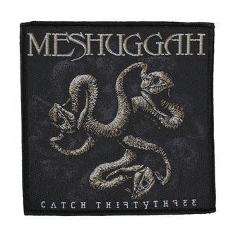 nášivka MESHUGGAH - CATCH 33 - RAZAMATAZ, RAZAMATAZ, Meshuggah