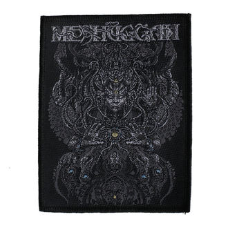 nášivka MESHUGGAH - MUSICAL DEVIANCE - RAZAMATAZ, RAZAMATAZ, Meshuggah