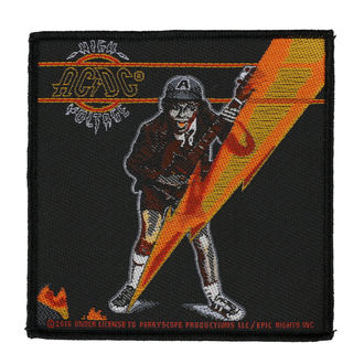 nášivka AC/DC - HIGH VOLTAGE - RAZAMATAZ, RAZAMATAZ, AC-DC