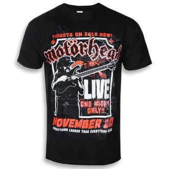 tričko pánske Motorhead - Lemmy Firepower - ROCK OFF, ROCK OFF, Motörhead