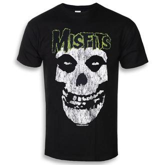 tričko pánske The Misfits - Classic - ROCK OFF, ROCK OFF, Misfits