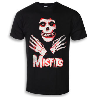 tričko pánske The Misfits - Hands - ROCK OFF, ROCK OFF, Misfits