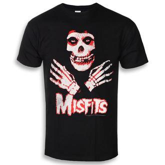 tričko pánske The Misfits - Hands - ROCK OFF