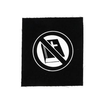 nášivka Stop Bible, NNM