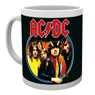 hrnček AC/DC - GB posters, GB posters, AC-DC