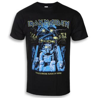 tričko pánske Iron Maiden - Back In Time Mummy - ROCK OFF, ROCK OFF, Iron Maiden