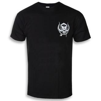 tričko pánske Motörhead - British Warpig & Logo - ROCK OFF, ROCK OFF, Motörhead
