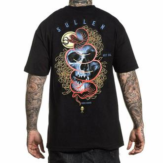 tričko pánske SULLEN - VISION - BLACK, SULLEN
