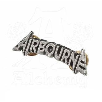 pripináčik Airbourne - ALCHEMY GOTHIC, ALCHEMY GOTHIC, Airbourne
