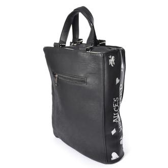 taška (kabelka) POIZEN INDUSTRIES - ALICE - BLACK, POIZEN INDUSTRIES
