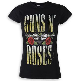 tričko dámske Guns N' Roses - Big Guns - ROCK OFF, ROCK OFF, Guns N' Roses