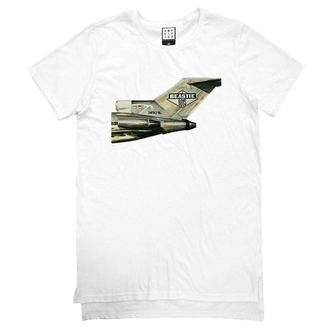 tričko (unisex) AMPLIFIED - BEASTIE BOYS - WHT, AMPLIFIED, Beastie Boys