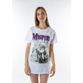 tričko (unisex) AMPLIFIED - Misfits - WHT, AMPLIFIED, Misfits