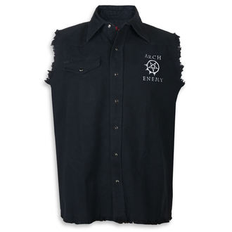 košele pánska bez rukávov (vesta) Arch Enemy - Logo And Symbol - RAZAMATAZ, RAZAMATAZ, Arch Enemy