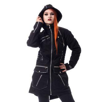 kabát dámsky Vixxsin - ARCH PARKA - BLACK, VIXXSIN
