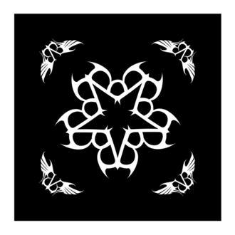 šatka BLACK VEIL BRIDES - LOGO - RAZAMATAZ, RAZAMATAZ, Black Veil Brides