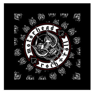 šatka MOTORHEAD - BIKER - RAZAMATAZ, RAZAMATAZ, Motörhead