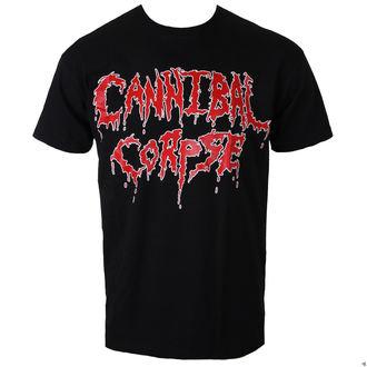 tričko pánske CANNIBAL CORPSE - Logo - NUCLEAR BLAST, NUCLEAR BLAST, Cannibal Corpse