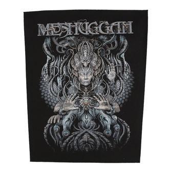 nášivka veľká MESHUGGAH - MUSICAL DEVIANCE - RAZAMATAZ, RAZAMATAZ, Meshuggah