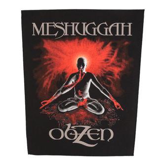 nášivka veľká MESHUGGAH - OBZEN - RAZAMATAZ, RAZAMATAZ, Meshuggah