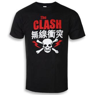 tričko pánske CLASH - BOLT RED - PLASTIC HEAD, PLASTIC HEAD, Clash