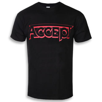 tričko pánske ACCEPT - LOGO 1 - PLASTIC HEAD, PLASTIC HEAD, Accept