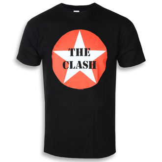 tričko pánske CLASH - STAR BADGE - PLASTIC HEAD, PLASTIC HEAD, Clash