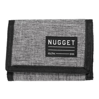 peňaženka NUGGET - EVERLONG - B - 1/26/38 - Heather Grey Black, NUGGET